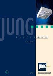 Datenblatt zu den Rasterleuchten downloaden. - Jung Leuchten ...