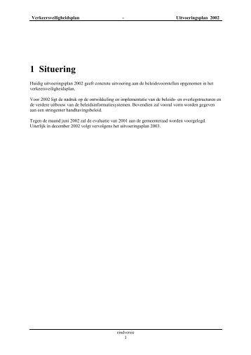 uitvoeringsplan verkeersveiligheid 66 kb ( pdf ... - Stad Antwerpen