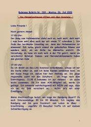 Bodensee Pre-Bulletin Nr - Big-max-web.de