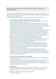 FAQ zu SAN - GS1