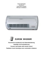 EUROM WH2000R