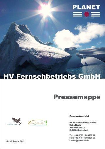 HV Fernsehbetriebs GmbH - Planet