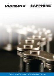 ISO / ASME ANSI Produktkatalog - Diamond Chain