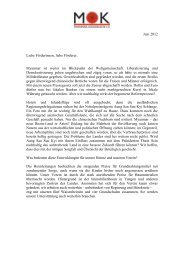 Rundbrief Juni 2012 - Myanmar Kinderhilfe eV