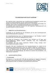 Grundstückserwerb durch Ausländer - Deutsch-Ungarische Industrie ...