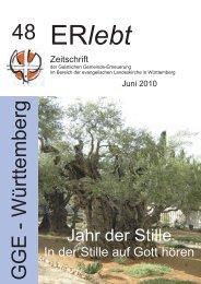 Download - Nr. 48 - Juni 2010 als PDF-Datei - Geistliche Gemeinde ...
