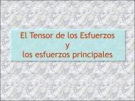 Tema 1 Intro y Tensor de Esfuerzos - Centro de Geociencias ::.. UNAM
