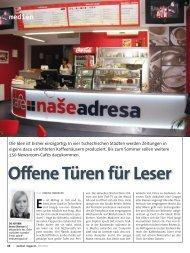 Offene Türen für Leser medien - Oberauer