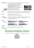 Freizeitaktivitäten vor Ort - Bank Austria - Page 4