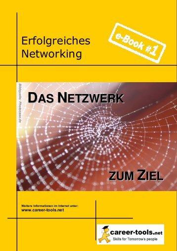 Erfolgreiches Networking von career-tools.net