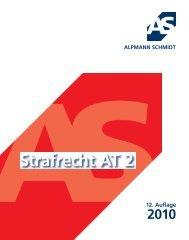 strafrecht at 2 2010 - Alpmann Schmidt