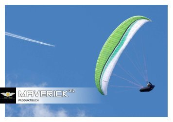 PRODUKTBUCH - ICARO paragliders