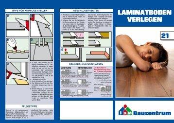 Nr. 21 Laminatboden