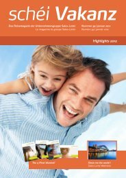 Highlights 2012 - Sales-Lentz