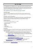 Brochure duurzaam reizen - LNE.be - Page 7