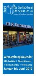 Veranstaltungskalender - Stadt Brühl