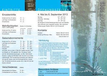 Badiflyer 2013 (pdf)