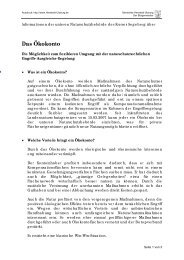 Die untere Naturschutzbehörde des Kreises Segeberg informiert