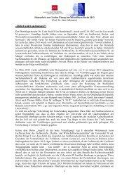 Hausarbeit zur Großen Übung im Öffentlichen Recht 2013 (Prof. Dr ...