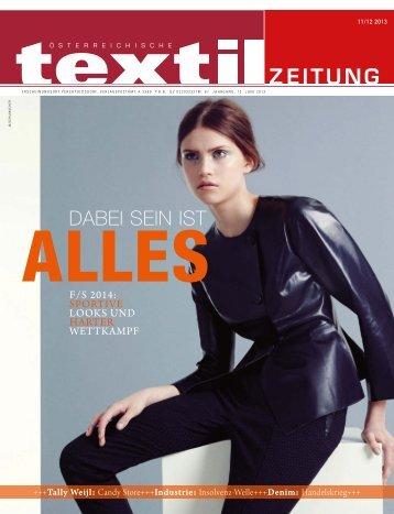preview - Österreichische Textil Zeitung