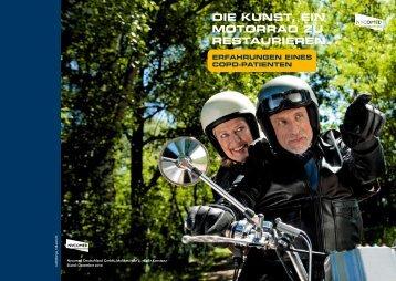 die kunst, ein motorrad zu restaurieren. - Mein Leben mit COPD
