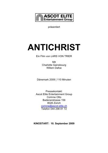 Antichrist_Presseheft_D_AE - Ascot Elite Entertainment Group