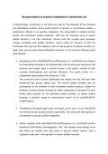 Untersuchungen zum Überflussmetabolismus in Escherichia coli - Seite 6