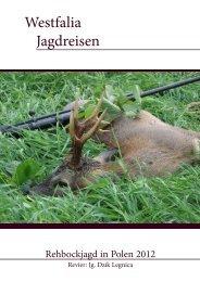 Westfalia Jagdreisen