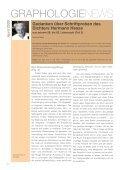 Gedanken über Schriftproben des Dichters Hermann Hesse - Page 6