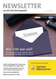 Gesamt als pdf-Datei - Aachener und Münchener Versicherungen