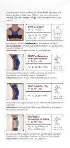 Bandagen für Kinder - Sanitätshaus Burbach + Goetz - Seite 5