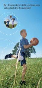 Bandagen für Kinder - Sanitätshaus Burbach + Goetz - Seite 6