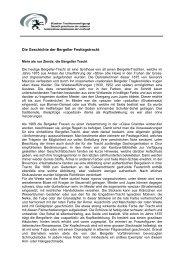 Die Geschichte der Bergeller Festtagstracht