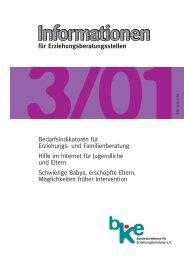 Download Inhaltsverzeichnis - Bundeskonferenz für ...