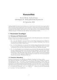 Ramaneffekt - bubek.org