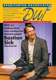 Bastian Sick - Német-diplomások Egyesülete