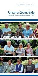 Unsere Gemeinde - Evangelische Kirchengemeinde Hemmerde ...