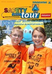 SAFETY-Tour Magazin 02/2012 - SIZ