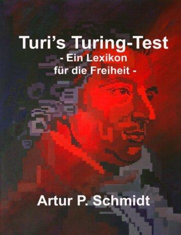 Turi's Turing-Test - Wissensnavigator