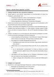 """aktueller Stand """"Neonlicht"""" Juni 2013 - aidshilfe dortmund ev"""