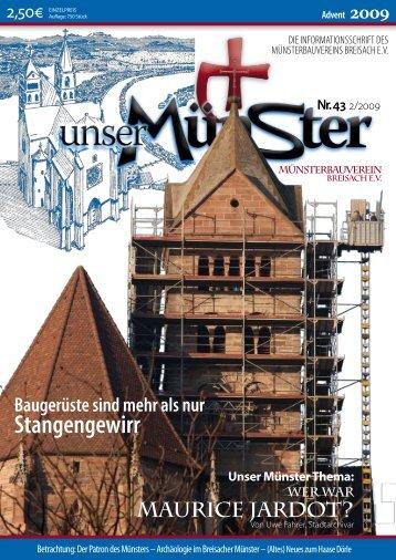 Stangengewirr - Unser Münster