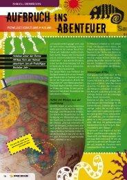 Aufbruch ins Abenteuer - Planet Beruf.de