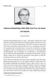 Katharina Ratzlaff Epp - Verein für Geschichte und Kultur