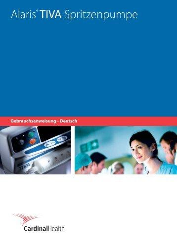 Alaris® TIVA Spritzenpumpe - Frank's Hospital Workshop