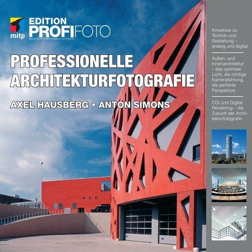 professionelle architekturfotografie - Verlagsgruppe Hüthig Jehle ...