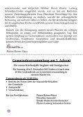 Gemeindebrief November 2012/Januar 2013 - Page 6