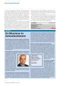 Sicherheit und Komfort bei der Diagnose - ACE - Seite 3