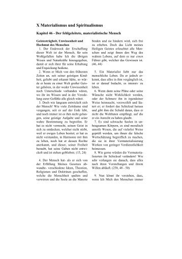 Kapitel 46 - Das Dritte Testament