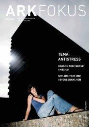 TEMA: ANTISTRESS - Arkitektforbundet