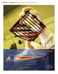 Die Energietechnik der Zukunft - Cleaner Production Germany